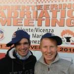 Francois Gonon FRA & Marten Bostrom